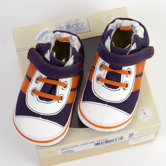 Robeez Shoes   First For Baby Size 4